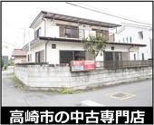 高崎市下豊岡町 中古住宅の画像