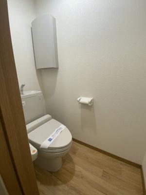 【トイレ】森の詩