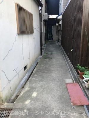 【前面道路含む現地写真】北区黒崎町戸建