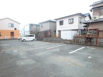 【駐車場】山の手マンション
