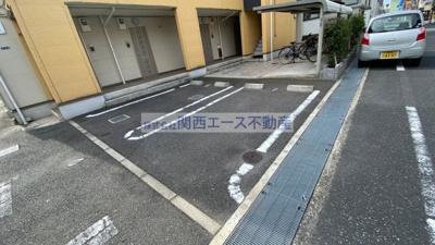 【駐車場】アバンツァートⅡ