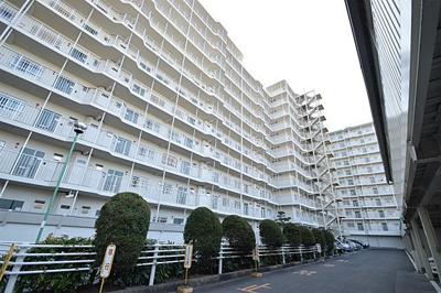 【外観】千里山スカイハイツ