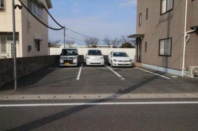 【駐車場】松下コーポ