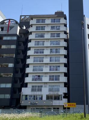 【外観】錦糸町グリーンプラザ 9階 角 部屋 リ ノベーション済 錦糸町駅4分