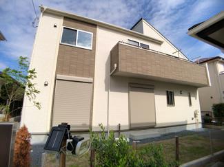 新京成線「習志野」駅徒歩15分の全3棟の新築一戸建てです。