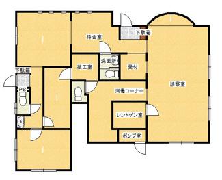 北飯塚店舗併用住宅