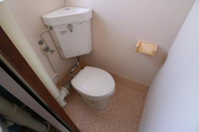 【トイレ】明舞第二団地6号棟