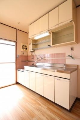 【キッチン】明舞第二団地6号棟