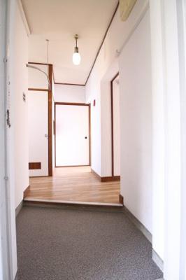 【玄関】明舞第二団地6号棟