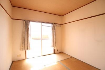 【寝室】明舞第二団地6号棟