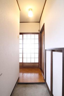 【玄関】大塚マンション