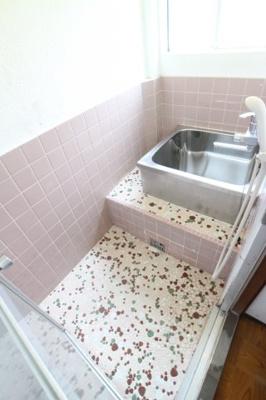 【浴室】大塚マンション