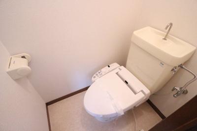 【トイレ】サンハイツ潮見が丘