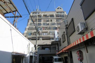 【外観】メゾンドール八尾本町