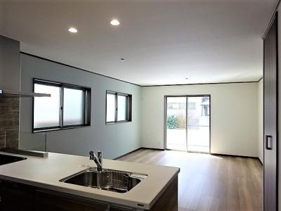 【居間・リビング】垂水区西舞子9丁目 新築一戸建