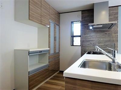 【キッチン】垂水区西舞子9丁目 新築一戸建