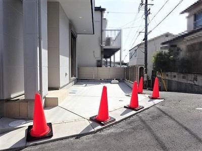 【駐車場】垂水区西舞子9丁目 新築一戸建