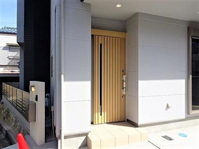 【玄関】垂水区西舞子9丁目 新築一戸建