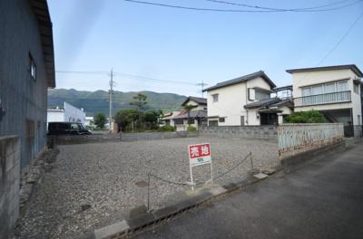 【外観】甲府市和戸町 住宅用地