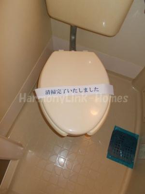 フォーラムイン東京の清潔感のあるトイレです(別部屋参考写真)★