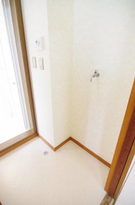 【浴室】サンコーポ赤山