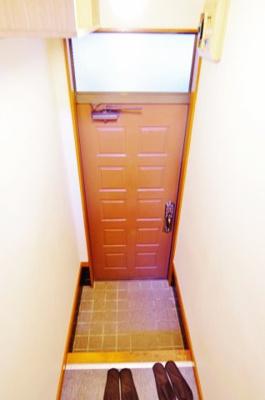 【洗面所】サンコーポ赤山