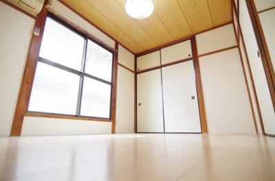 【洋室】サンコーポ赤山