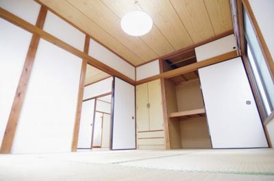 【和室】サンコーポ赤山