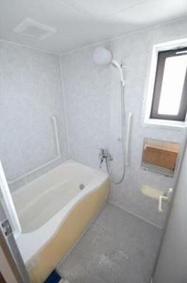 【浴室】クレセール中田北
