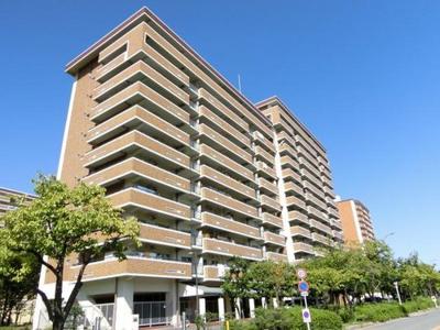 【さざなみプラザ22号棟】 大阪メトロ谷町線「天神橋筋6丁目駅」徒歩10分!14階建てのマンションです♪