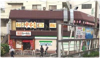 【周辺】ブルーレジデンス上板橋