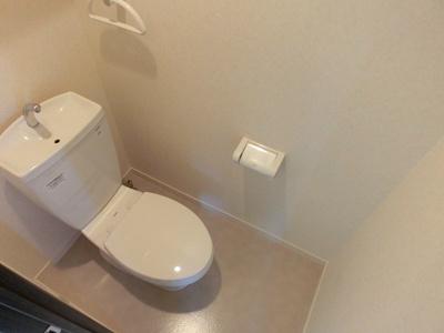 【トイレ】グランブルーキャトル