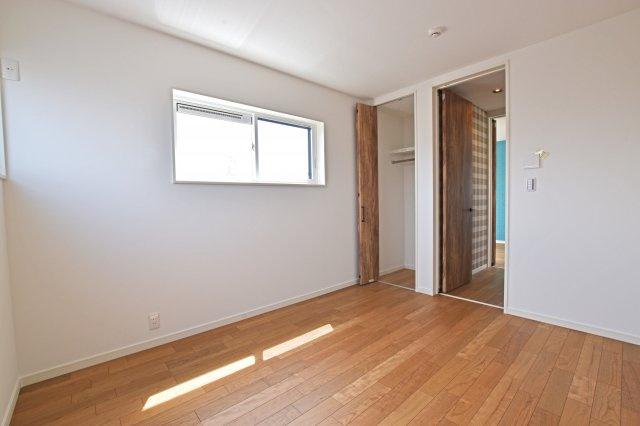 各居室収納など豊富な収納量でスッキリとした生活を送れそうです。