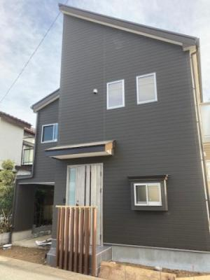 【外観】松ヶ崎新築住宅