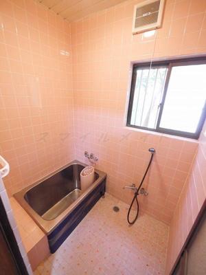 【浴室】岩切貸家Ⅰ