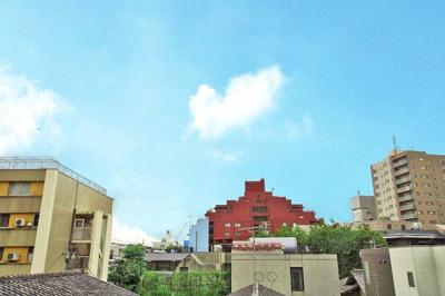 【展望】サンウッド代々木西参道