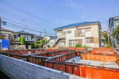 【外観】さいたま市南区太田窪 新築分譲住宅 1号棟
