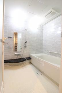 【浴室】ライオンズタワーみどりのスタイリーナ