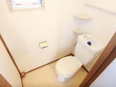 【トイレ】ウイングシャロ―小豆餅F