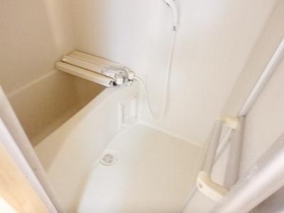 【浴室】ウイングシャロ―小豆餅F