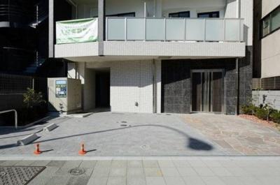 【エントランス】グランカーサ三ノ輪