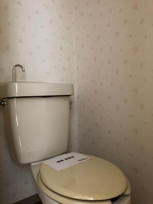 【トイレ】ヴィラ・サニーサイド