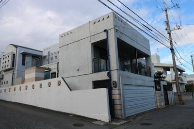 【外観】南風原町宮平邸宅