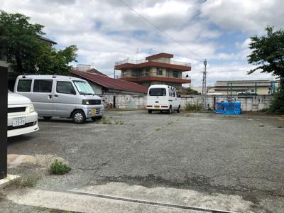 【外観】兵庫屋モータープール
