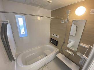 【浴室】広陵町1丁目新築戸建1号地