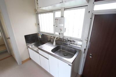 【キッチン】■荻野アパート