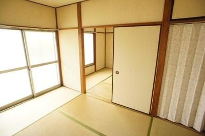 【和室】■荻野アパート