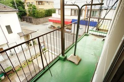 【バルコニー】■荻野アパート