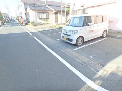 【駐車場】コーポムーンプラザ
