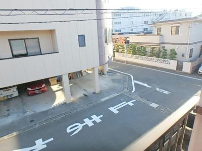 【展望】コーポムーンプラザ
